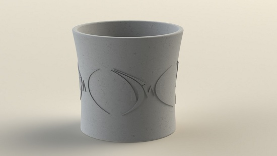 Design Werk Mug SolidWorks